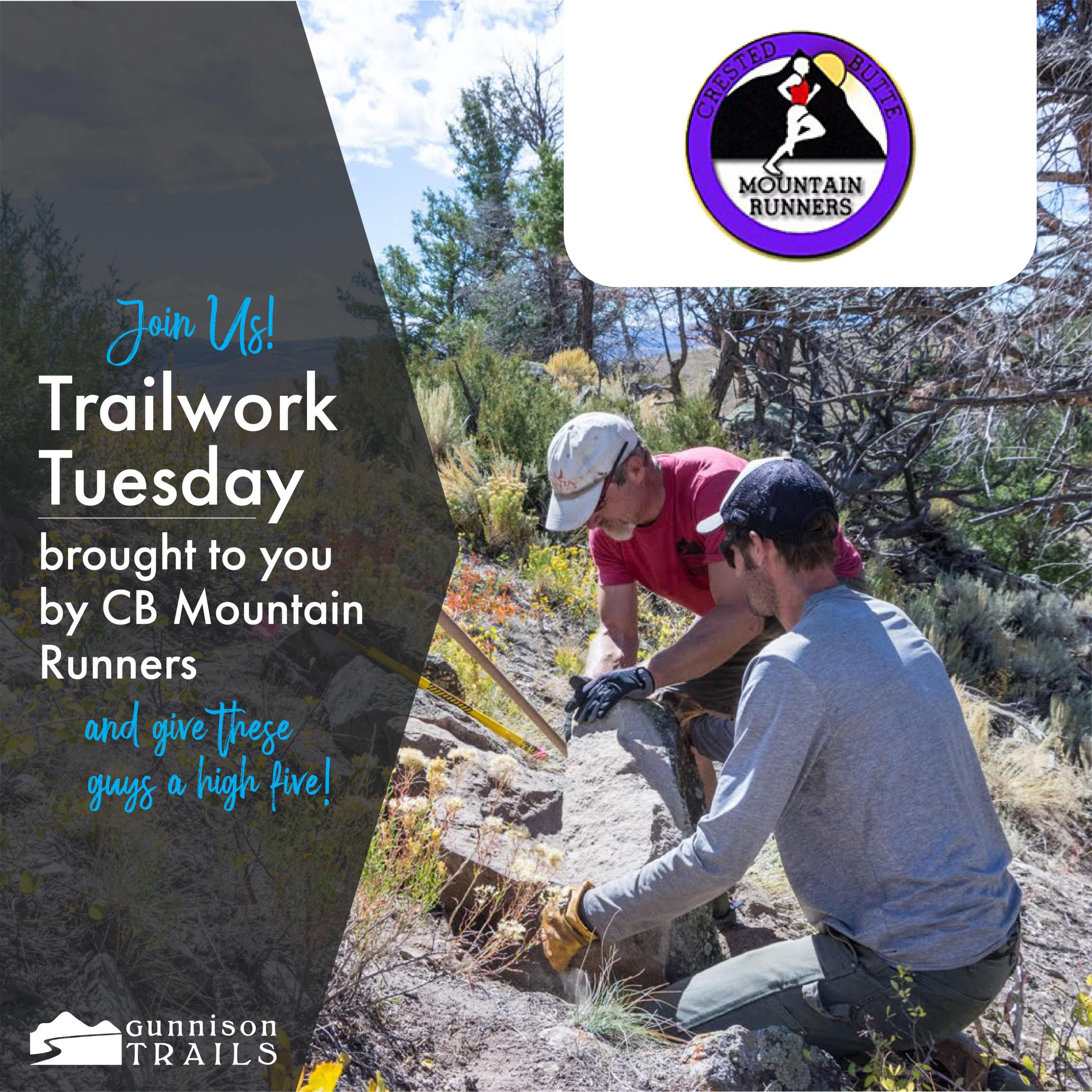 Trail Work Tuesday – Graceland