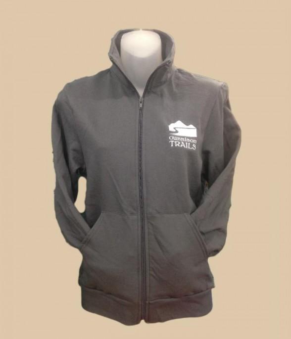 Full-zip fleece. Unisex sizing.