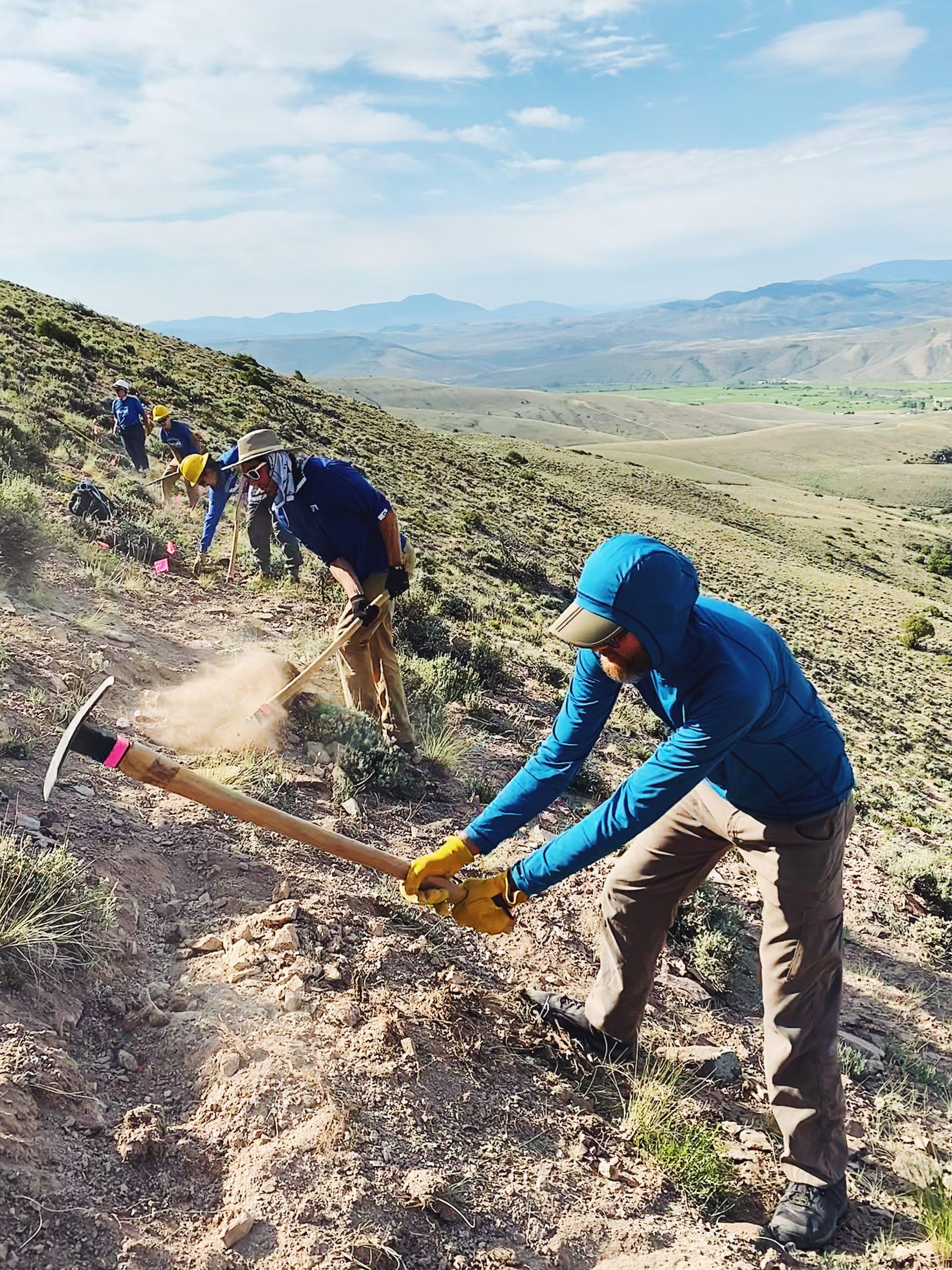 Trail Work Tuesday – Gateway