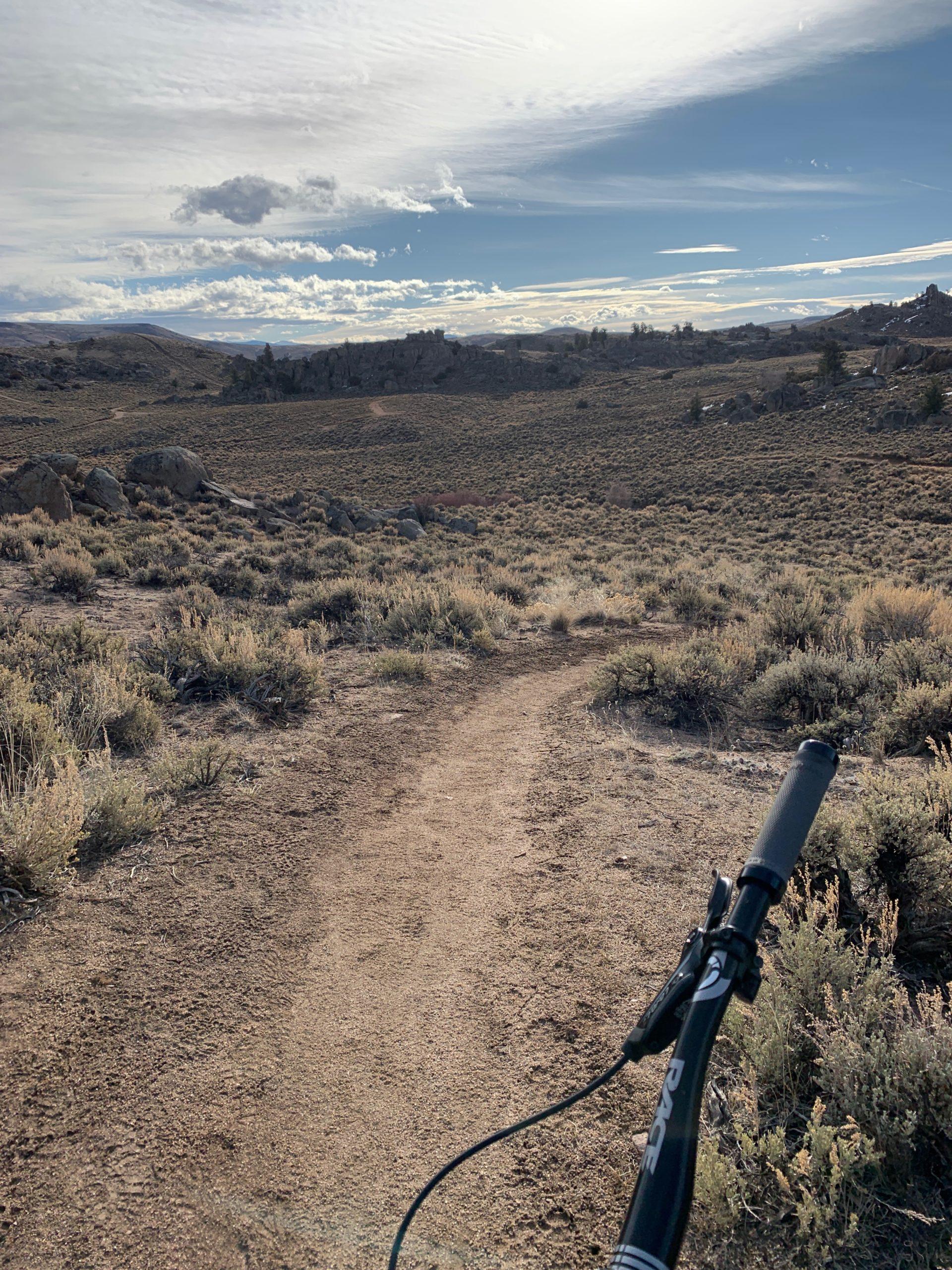 Trails at Hartman Rocks OPEN! Roads remain closed.